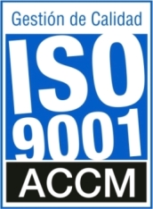 iso 9001 accm
